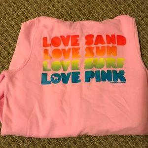 "Victoria secret ""pink"" jacket."